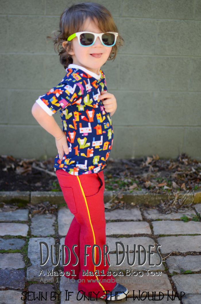 Duds for Dudes If Only They Would Nap
