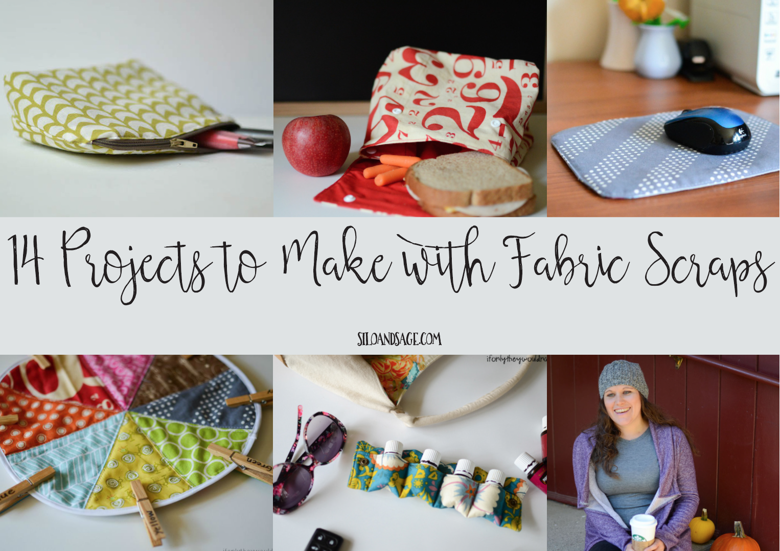 14 projects to make with fabric scraps